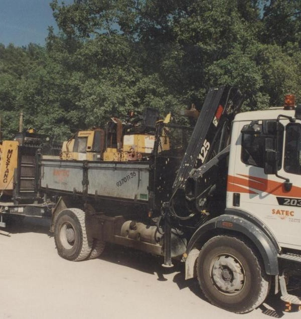 Accueil photo 2 - Camions